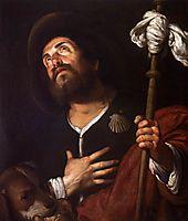 St. Roch, c.1640, strozzi