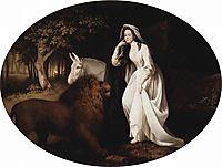 Portrait of Isabella Saltonstall, c.1775, stubbs