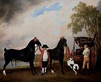 Prince of Wales Phaeton , 1793, stubbs