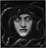 Medusa, 1892, stuck