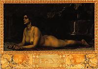Sphinx, 1904, stuck