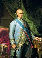 Carlos IV, 1791, subias