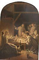 Death of St. Bruno, c.1648, sueur