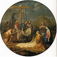 Deposition from the Cross, 1651, sueur