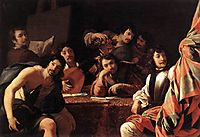 A Gathering of Friends, 1642, sueur