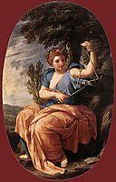 The Muse Terpsichore, 1655, sueur