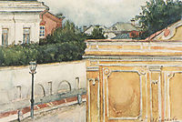 Bit of Moscow, 1880, surikov