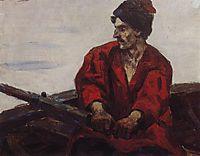 Boatsman, 1912, surikov