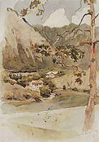 Borjomi, 1899, surikov