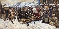 Boyarynya Morozova, 1887, surikov