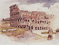 Colosseum, 1900, surikov
