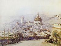 Florence, 1884, surikov