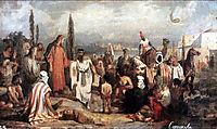 Holy Face, 1872, surikov