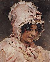 Italian woman, 1884, surikov