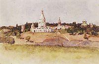Kolomenskoye, c.1913, surikov
