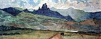 Minusinsk steppe, 1873, surikov