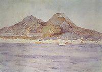 Naples, 1884, surikov