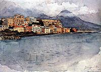Naples, 1900, surikov
