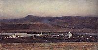 Old Krasnoyarsk, 1914, surikov