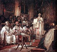 Second Ecumenical Council of Constantinople, 1876, surikov