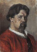 Self-Portrait, 1902, surikov