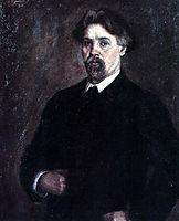 Self-Portrait, 1915, surikov