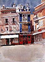 Seville, 1910, surikov