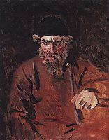 Strelets , c.1880, surikov