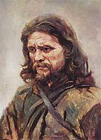Wanderer, 1885, surikov
