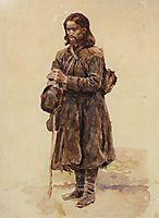 Wanderer, 1886, surikov