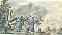 At the plantation, c.1812, svinyin