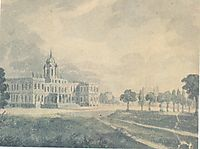 The New City Hall, c.1812, svinyin