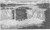Niagara Falls, c.1812, svinyin