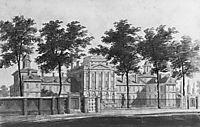 The Pennsylvania Hospital, c.1812, svinyin