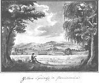 Pensilvanian Landscape, svinyin