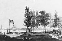 Philadelphia from across the Delaware River, c.1812, svinyin