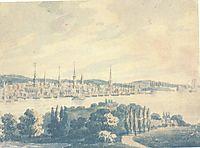 View of New York, c.1812, svinyin