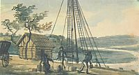 Works on the shore, c.1812, svinyin