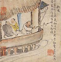 Chobenzu, 1771, taiga