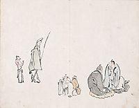 Untitled (Figures), taiga