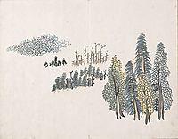 Untitled (a tree), taiga