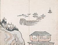 Untitled (View of City from Mountain), taiga