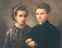 The Children of the Painter, tattarescu
