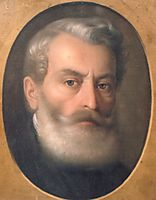 Portrait of painter Constantin Lecca, tattarescu