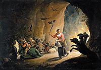 Dulle Griet (Mad Meg), c.1645, teniers