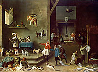 The Kitchen, teniers
