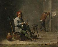 Smoker, 1645, teniers