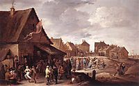Village Feast, teniers