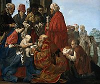 The Adoration of the Magi, terbrugghen