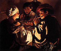 The Concert, 1627, terbrugghen